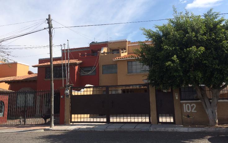Foto de casa en venta en  , loma dorada, quer?taro, quer?taro, 2035444 No. 01