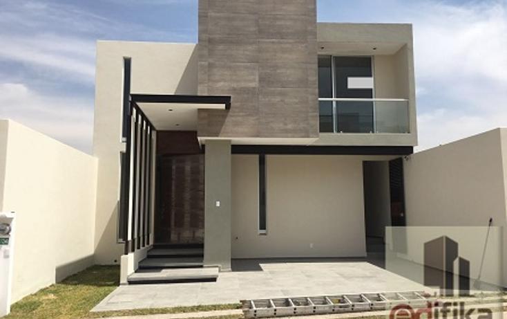 Foto de casa en venta en  , loma dorada, san luis potosí, san luis potosí, 1760144 No. 01