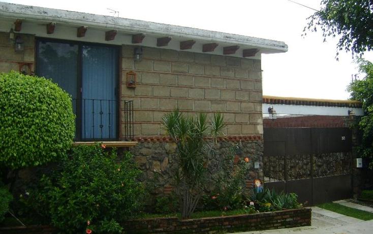 Foto de casa en venta en loma hermosa 32, club felicidad, cuernavaca, morelos, 396597 No. 03