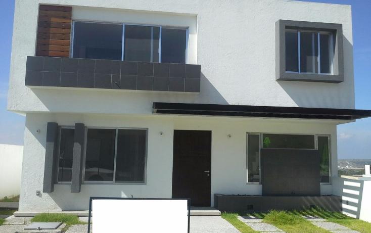 Foto de casa en venta en  , loma juriquilla, quer?taro, quer?taro, 1225719 No. 01