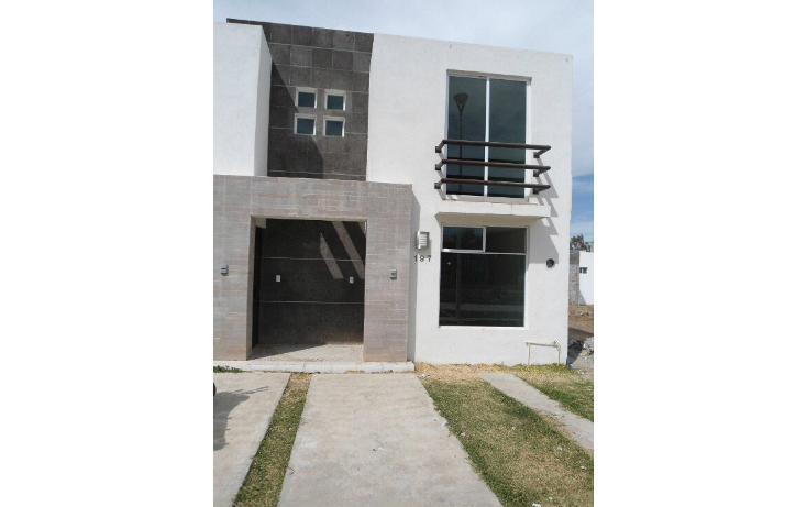 Foto de casa en venta en  , loma larga, morelia, michoac?n de ocampo, 1396329 No. 01