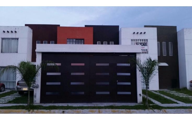 Foto de casa en venta en  , loma larga, morelia, michoacán de ocampo, 1396733 No. 01