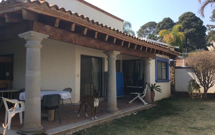Foto de casa en venta en  , loma linda, cuernavaca, morelos, 1666566 No. 01