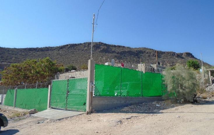 Foto de terreno habitacional en venta en  , loma obrera, la paz, baja california sur, 1525781 No. 01