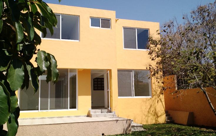 Foto de casa en venta en  , loma sol, cuernavaca, morelos, 1526463 No. 01