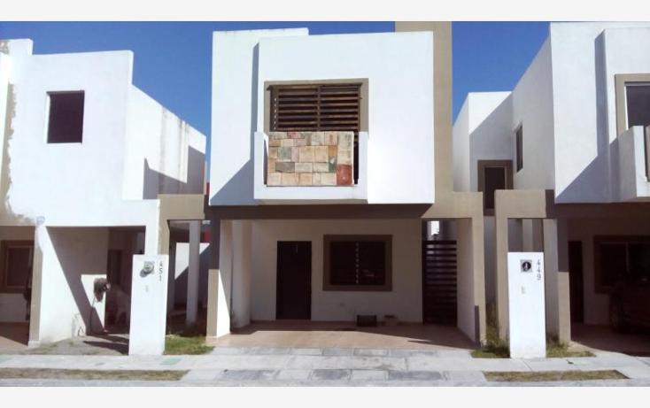 Foto de casa en venta en loma topacio 451, loma bonita, reynosa, tamaulipas, 2661566 No. 01