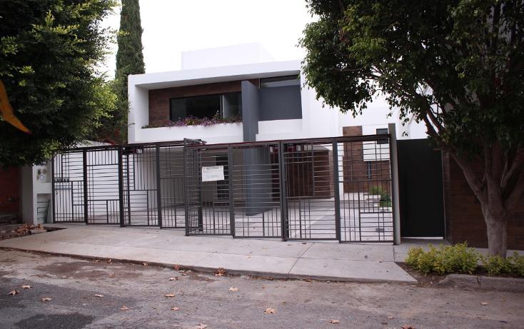 Foto de casa en venta en  , lomas 1a secc, san luis potosí, san luis potosí, 1140729 No. 01