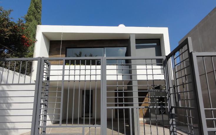 Foto de casa en venta en  , lomas 1a secc, san luis potosí, san luis potosí, 1203957 No. 01