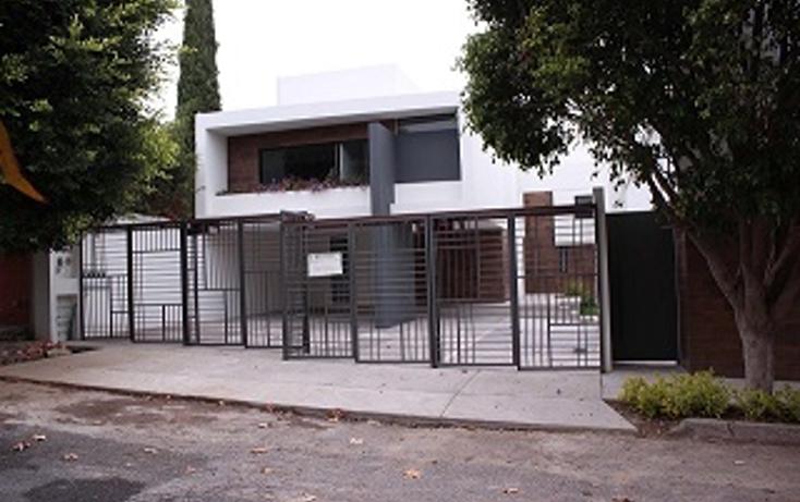 Foto de casa en venta en  , lomas 1a secc, san luis potosí, san luis potosí, 1609138 No. 01