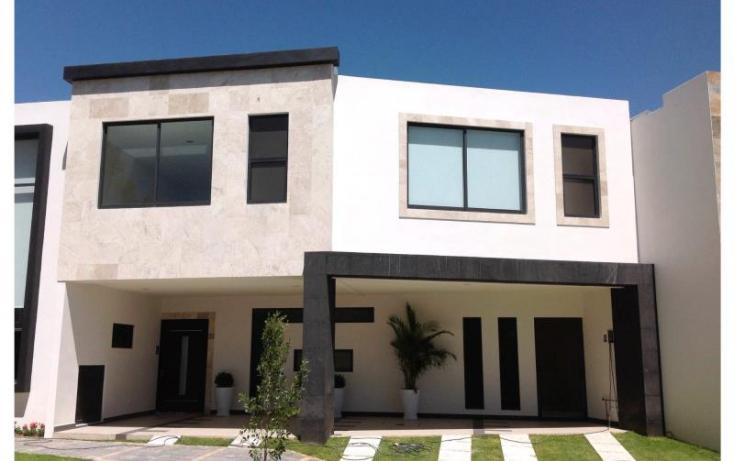 Foto de casa en venta en lomas 2, lomas de angelópolis ii, san andrés cholula, puebla, 754063 no 01