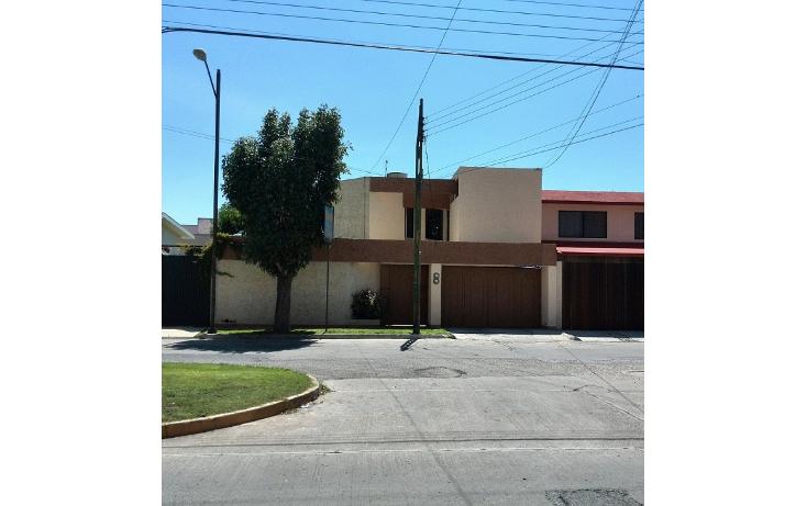 Foto de casa en venta en  , lomas 2a sección, san luis potosí, san luis potosí, 1133683 No. 01