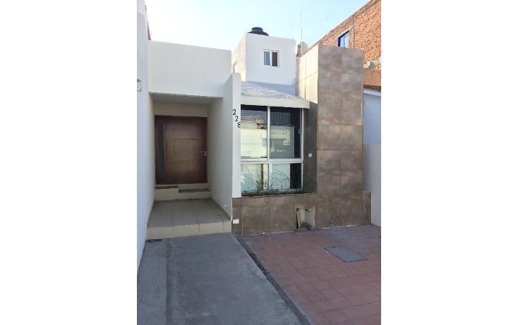 Foto de casa en venta en  , lomas 2a secci?n, san luis potos?, san luis potos?, 1259649 No. 01