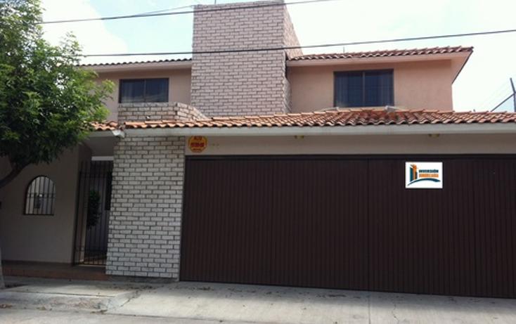 Foto de casa en renta en  , lomas 3a secc, san luis potos?, san luis potos?, 1046057 No. 01