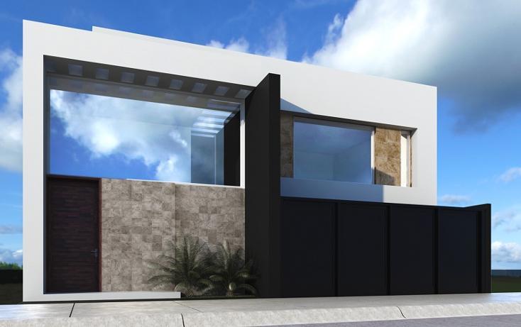 Foto de casa en venta en  , lomas 3a secc, san luis potosí, san luis potosí, 1062183 No. 01