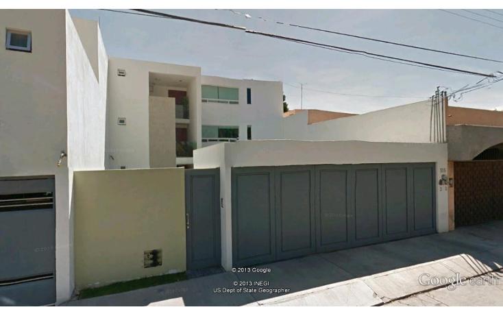 Foto de departamento en renta en  , lomas 3a secc, san luis potos?, san luis potos?, 1096707 No. 01