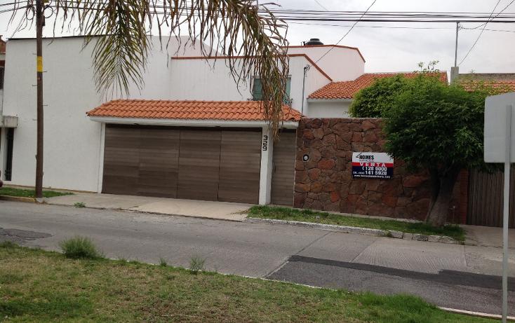 Foto de casa en venta en  , lomas 3a secc, san luis potos?, san luis potos?, 1731606 No. 01
