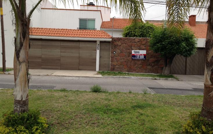 Foto de casa en venta en  , lomas 3a secc, san luis potos?, san luis potos?, 1731606 No. 04
