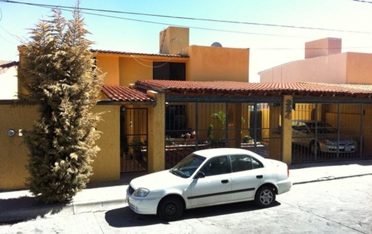 Foto de casa en venta en  , lomas 4a secci?n, san luis potos?, san luis potos?, 1045347 No. 01