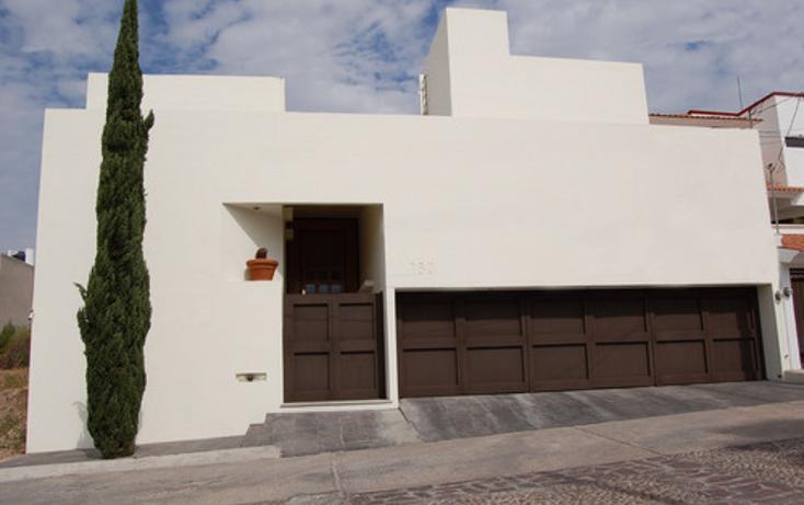 Foto de casa en venta en  , lomas 4a secci?n, san luis potos?, san luis potos?, 1045373 No. 01