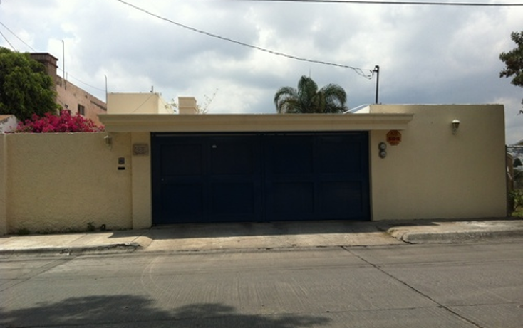 Foto de casa en venta en  , lomas 4a sección, san luis potosí, san luis potosí, 1045945 No. 01