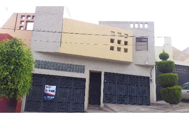 Foto de casa en venta en  , lomas 4a sección, san luis potosí, san luis potosí, 1052609 No. 01