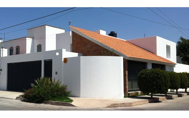 Foto de casa en venta en  , lomas 4a secci?n, san luis potos?, san luis potos?, 1081003 No. 01
