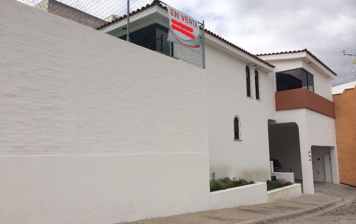 Foto de casa en venta en  , lomas 4a sección, san luis potosí, san luis potosí, 1081179 No. 01