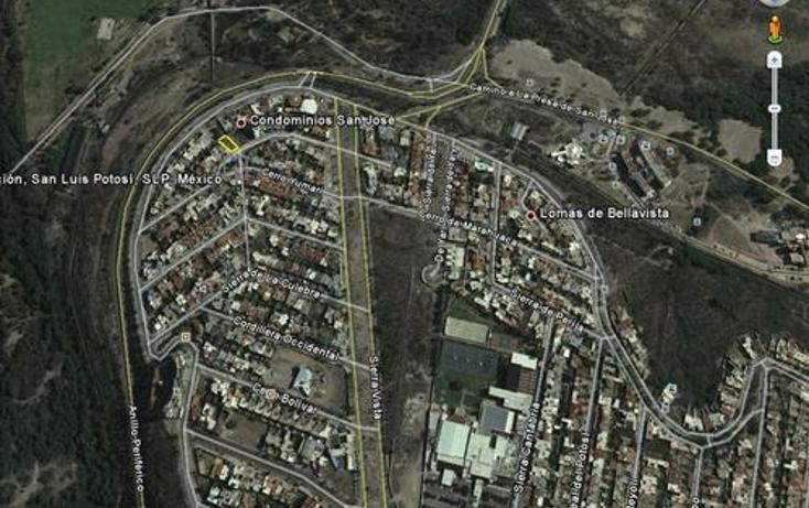 Foto de terreno habitacional en venta en  , lomas 4a sección, san luis potosí, san luis potosí, 1087675 No. 01