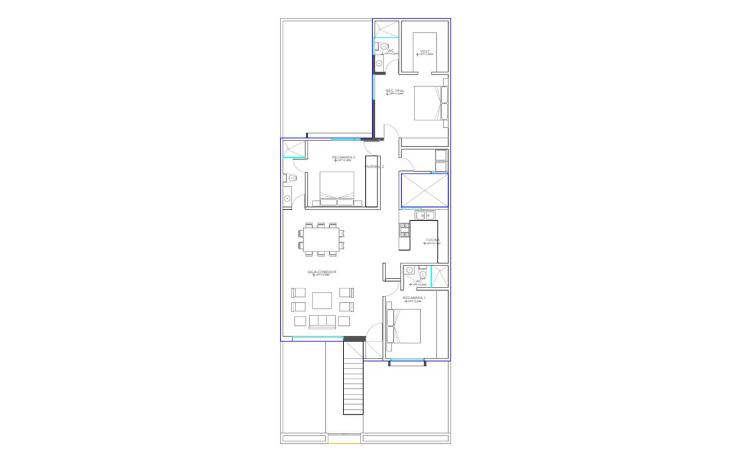 Foto de casa en venta en  , lomas 4a sección, san luis potosí, san luis potosí, 1106091 No. 04