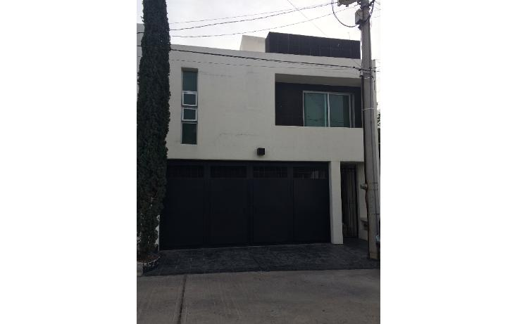 Foto de casa en venta en  , lomas 4a sección, san luis potosí, san luis potosí, 1142515 No. 01
