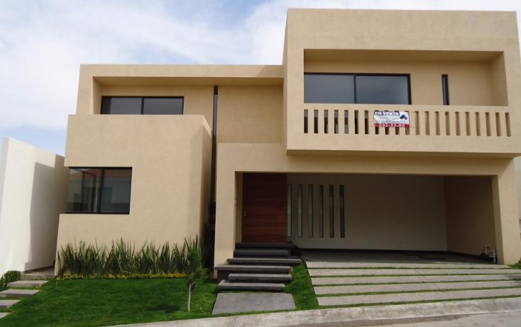 Foto de casa en renta en  , lomas 4a sección, san luis potosí, san luis potosí, 1272007 No. 01