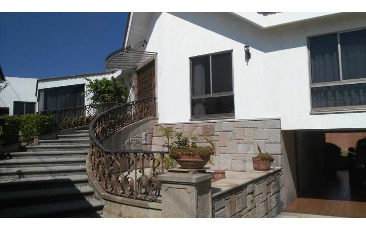 Foto de casa en renta en  , lomas 4a sección, san luis potosí, san luis potosí, 1293643 No. 01