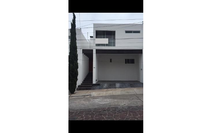 Foto de casa en venta en  , lomas 4a secci?n, san luis potos?, san luis potos?, 1327735 No. 01