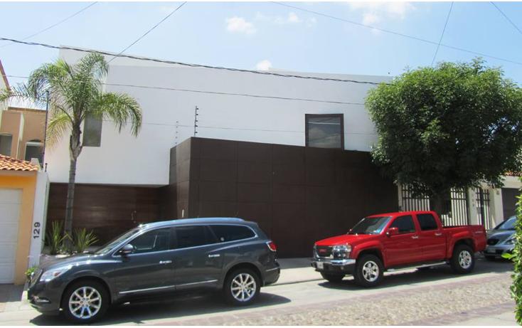 Foto de casa en venta en  , lomas 4a sección, san luis potosí, san luis potosí, 1572750 No. 01