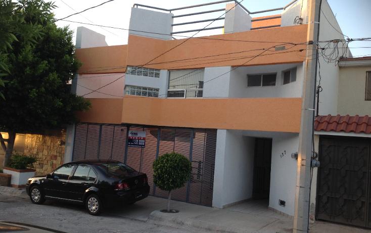 Foto de casa en venta en  , lomas 4a sección, san luis potosí, san luis potosí, 1769126 No. 01