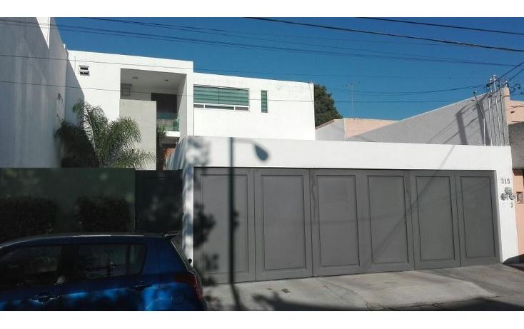 Foto de casa en venta en  , lomas 4a sección, san luis potosí, san luis potosí, 943271 No. 02