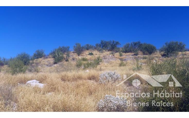 Foto de terreno habitacional en venta en  , lomas altas, hermosillo, sonora, 1501965 No. 01