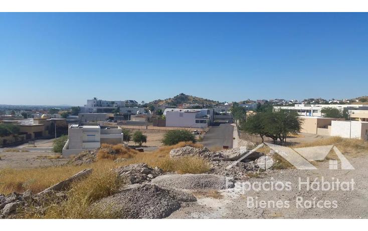 Foto de terreno habitacional en venta en  , lomas altas, hermosillo, sonora, 1501965 No. 05