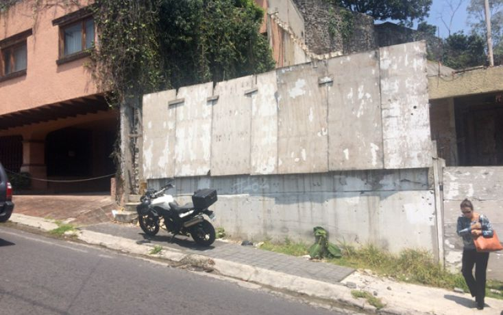 Foto de terreno habitacional en venta en, lomas altas, miguel hidalgo, df, 1309997 no 01