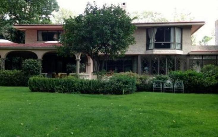 Foto de casa en venta en  , lomas altas, miguel hidalgo, distrito federal, 1171645 No. 09