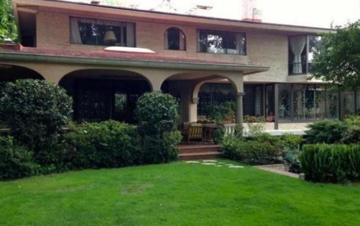 Foto de casa en venta en  , lomas altas, miguel hidalgo, distrito federal, 1171645 No. 24