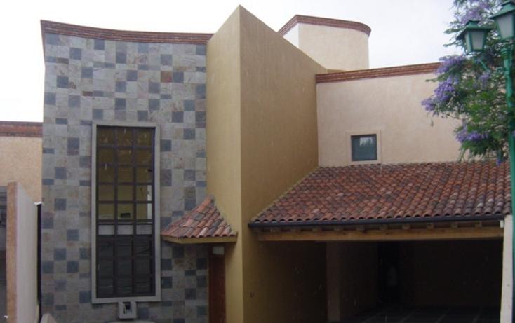 Foto de casa en venta en  , lomas altas, miguel hidalgo, distrito federal, 1523957 No. 05