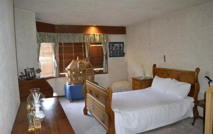 Foto de casa en venta en  , lomas altas, miguel hidalgo, distrito federal, 2024906 No. 10
