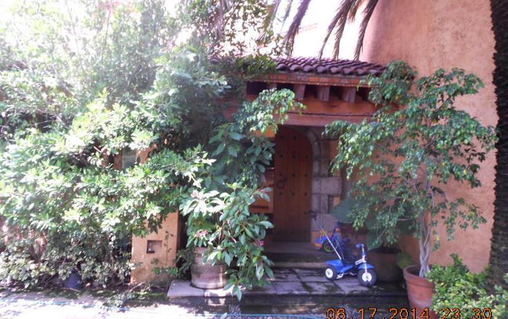 Foto de casa en venta en  , lomas altas, miguel hidalgo, distrito federal, 585406 No. 02