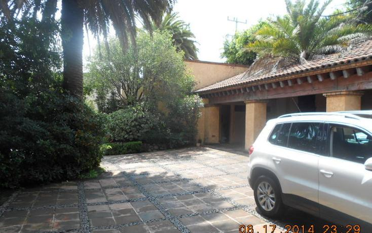 Foto de casa en venta en  , lomas altas, miguel hidalgo, distrito federal, 585406 No. 04