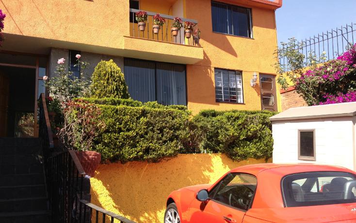 Foto de casa en venta en  , lomas axomiatla, álvaro obregón, distrito federal, 1266177 No. 01