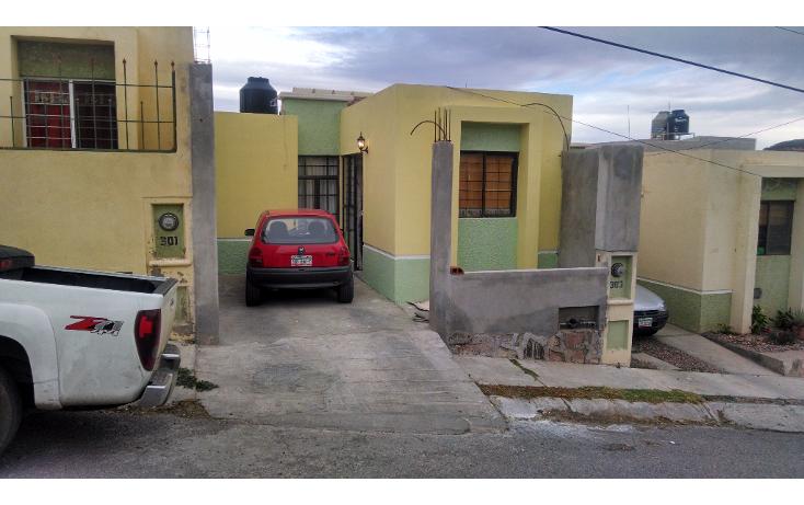 Foto de casa en renta en  , lomas bizantinas, zacatecas, zacatecas, 1314623 No. 01