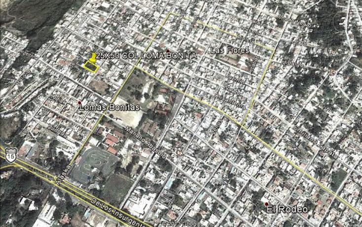 Foto de terreno habitacional en venta en  , lomas bonitas, tepic, nayarit, 1417283 No. 01
