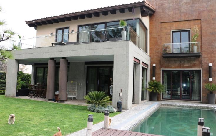 Foto de casa en venta en  , lomas country club, huixquilucan, méxico, 1238621 No. 02