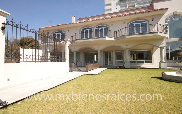 Foto de casa en venta en  , lomas country club, huixquilucan, m?xico, 1280993 No. 36